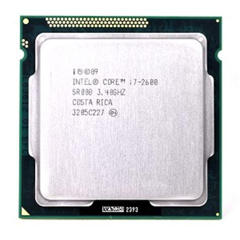 I7 2600 Sockel by Evertek Wholesale Computer Parts Intel I7 2600 3 4ghz 5gt S 4x256kb 8mb L3 Socket 1155