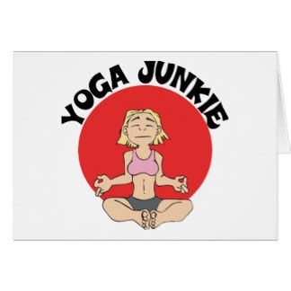 Yoga Gift Card - pilates cards zazzle