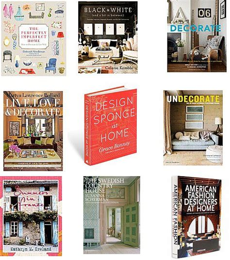 home design books interior design books for 2011 gifts popsugar home