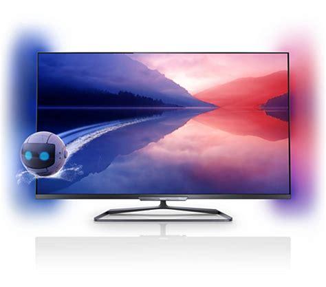 Ultraflacher Tv by 6000 Series Ultraflacher 3d Smart Led Fernseher 55pfl6008k