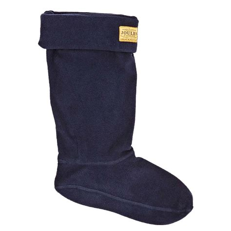 welly socks joules welton marine navy fleece welly socks marshall shoes