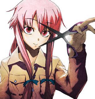 anime paling populer 5 karakter yandere paling populer di anime