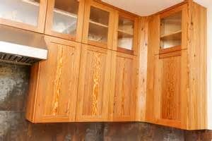 Pine Kitchen Furniture by Jason Straw Woodworker Heart Pine Kitchen Cabinets