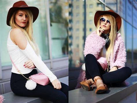 paz halabi rodriguez vintage ruffle blouse monki flared