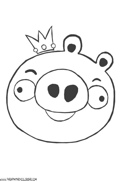 dibujos para colorear angry birds pin angry birds coloring pages moustache pig on