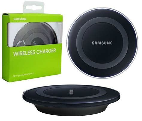 samsung wireless qi charger charging station for galaxy s6 s6 edge ep pg920i ebay
