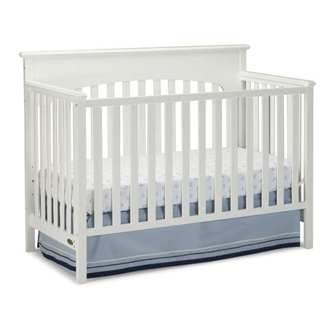 Graco Lauren 4 In 1 Convertible Crib Reviews Wayfair What Is A Convertible Baby Crib