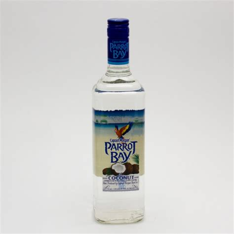 captain parrot bay coconut rum price captain parrot bay coconut 750ml wine