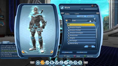 nightwing hairstyle dcuo styles my own nightwing style youtube