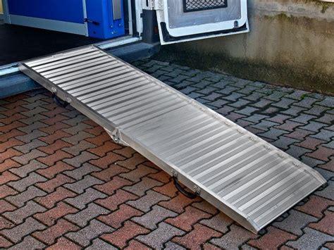 pedane per furgoni re in alluminio