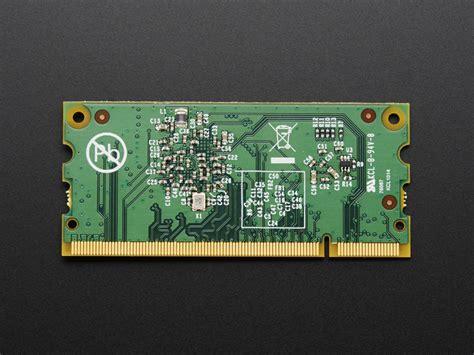 raspberry module raspberry pi compute module id 2231 39 95 adafruit