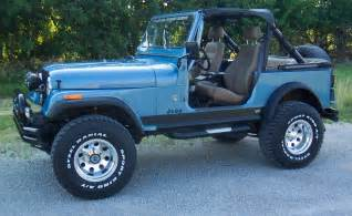Jeep Cj 7 Jeep Wrangler Cj 7 Technical Details History Photos On
