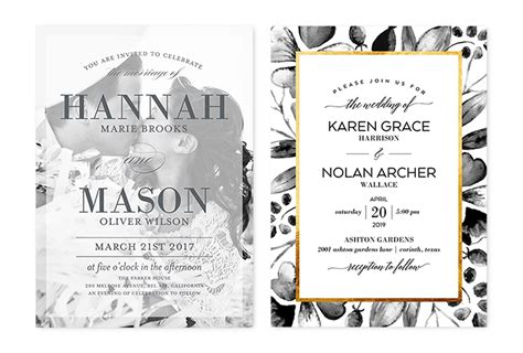 35 wedding invitation wording exles 2019 shutterfly
