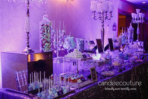 Candee Couture   Premiere Dessert Table and Sweet Table in