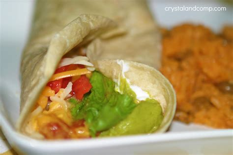 easy recipes creamy crockpot chicken tacos crystalandcomp com