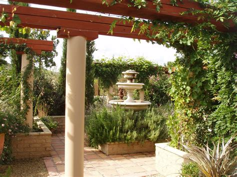 italian garden design ideas to make exquisite era