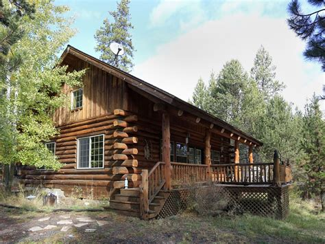 Peace River Cabin Rentals by Maluhia Luxury Log Cabin Peace In Homeaway Sunriver