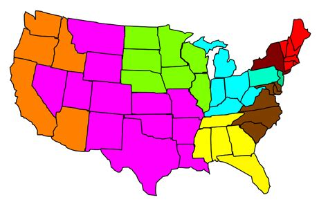 us map clipart powerpoint free united states clip cliparts co