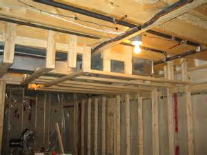 framing a basement modern home interiors