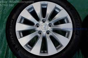 2014 honda accord 17 quot factory wheels tires coupe sedan ex