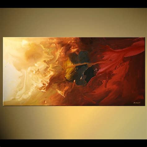 gold abstract painting abstract painting horizontal and gold abstract