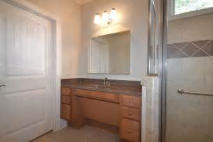 handicap bathroom vanity universal design atlanta home improvement