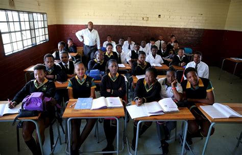 groote schuur high school fees classrooms in countries around the world business insider
