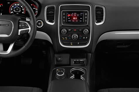 2015 Dodge Durango Interior by 2015 Dodge Durango Instrument Panel Interior Photo Automotive