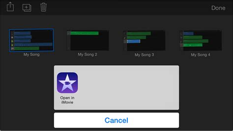 Garageband Iphone App Garageband For Ios V2 0 A Song To Imovie Or Other