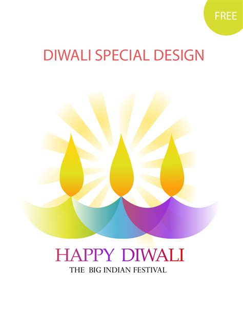 diwali card templates free diwali greetings template