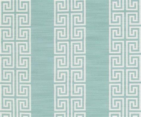 keys upholstery aqua greek key upholstery fabric dining room by