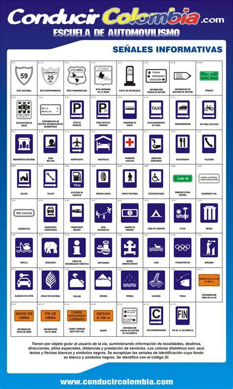 imagenes informativas definicion se 241 ales de transito