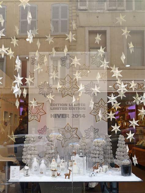 Decoration De Noel Pour Vitrine Magasin by 17 Meilleures Id 233 Es 224 Propos De Deco Vitrine Noel Sur
