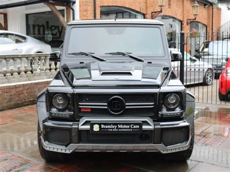 used g class mercedes used 2015 mercedes g class brabus g800 for sale in