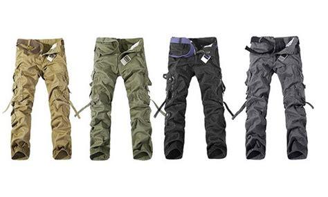 Pantalon Homme Treillis by Pantalon Homme Style Treillis Groupon Shopping