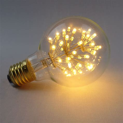 Led Light Bulbs Warm White E27 3w Led Bulb Warm White 220v G80 Edison Style Light Bulb Alex Nld