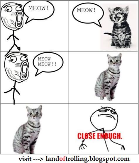 Close Enough Memes - home close enough meme talking to cat