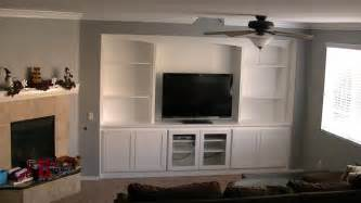 built in entertainment center traditional living room