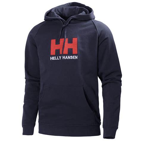 Hoodie Sweater Nf Front Logo helly hansen 2016 mens hh logo hoodie hoody hooded pullover ebay