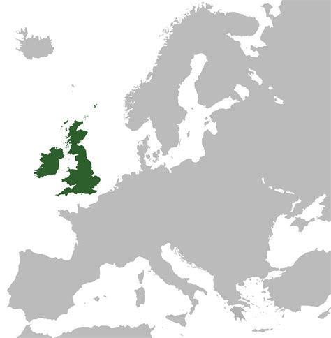 map of britain and europe file uk of britain ireland in europe png wikimedia commons