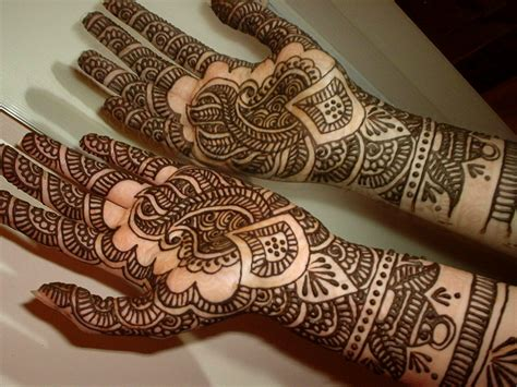 arabic henna design pictures design