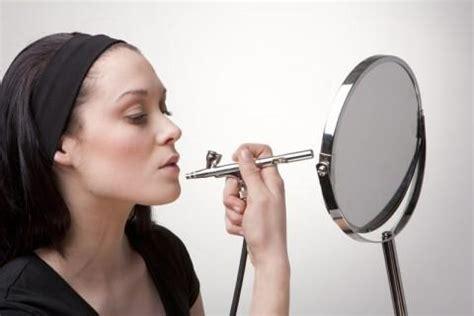 Alat Airbrush Make Up air brush rahasia til cantik selebriti di sana