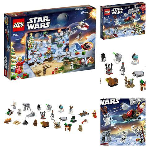 Calendrier De L Avent Lego Wars 2016 Calendrier Wars