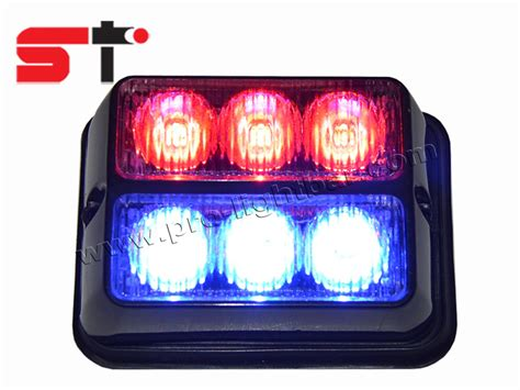 light bar for car grill led warning lights and sirens and or horns suteer