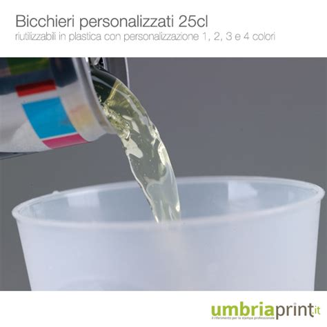 bicchieri plastica personalizzati bicchieri personalizzati in plastica riutilizzabili