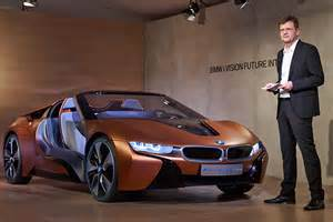 bmw demonstrates new concepts for autonomous and electric