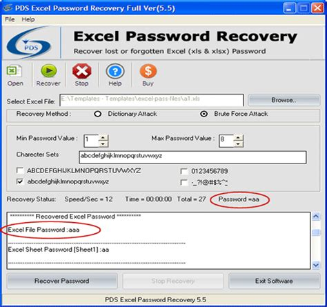 reset vba password proxoft download forgotten password compressed file software