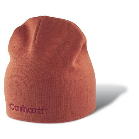 carhartt s solid knit hat closeout wa007co