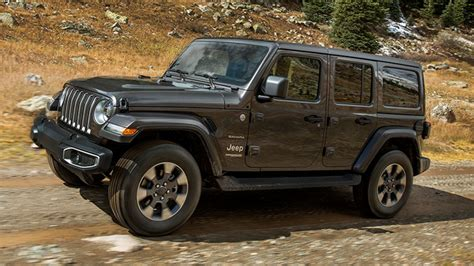 Jeep Hybrid 2020 by Jeep Wants To Make A In Hybrid Wrangler By 2020