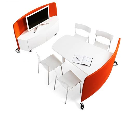 innovative mobile workplace by abstracta interior design